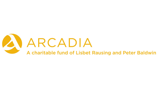 Arcadia Fund Increases Support for our Work